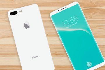 """Hot: iPhone 8 đã chính thức lộ diện, thiết kế đẹp mê ly nhưng giá """"chát"""" vô cùng"""